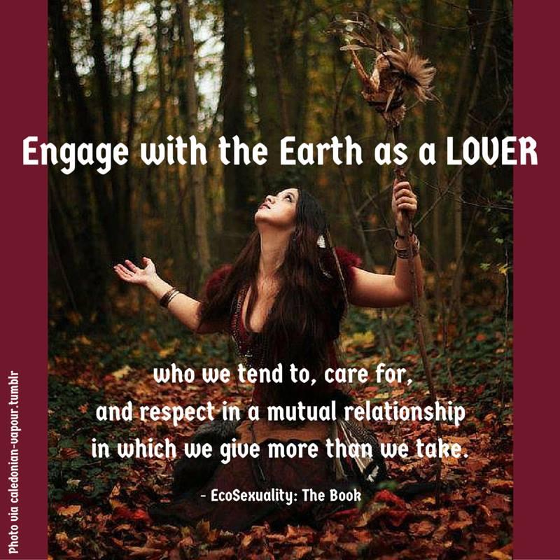 A Life-Long Love Affair with the Earth