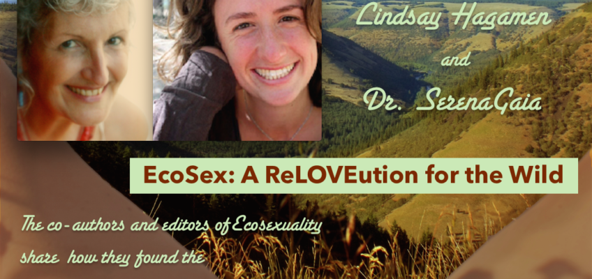 Announcing EcoSex: A ReLOVEution for the Wild: Proposal for an Event Series